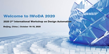 2020 2nd International Workshop on Design Automation (IWoDA 2020) tickets