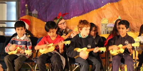 Upper School Christmas Concert - afternoon event 1:30pm tickets