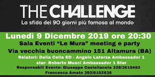 The Challenge - Altamura