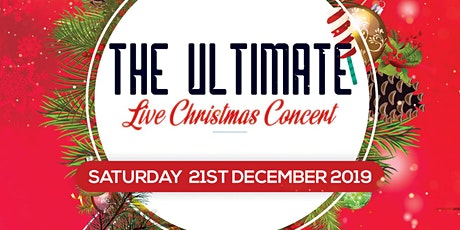 The Ultimate Christmas Concert tickets