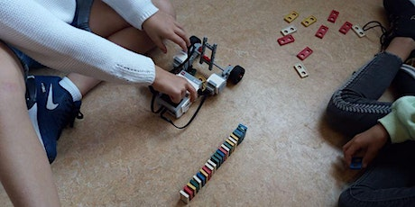 Sundays: NewTechKids Robot Games Bootcamp for 7-12 Yrs: 5 weekly workshops (January-February 2020) tickets