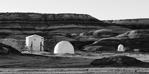 What's happening at the Mars Desert Research Station