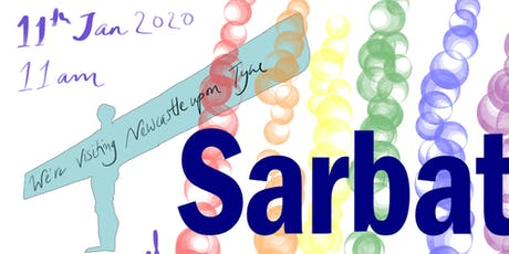 Sarbat coffee and walk in Newcastle tickets