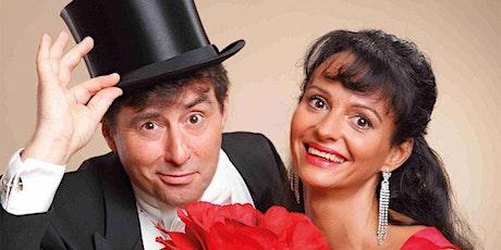 Operetten zum Kaffee - Operette quer Beet mit Alenka und Frank Tickets