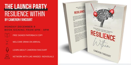 [Book Launch]Overcoming Failures & Building Resilence within