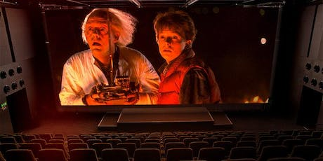 Back to the Future Charity Screening tickets