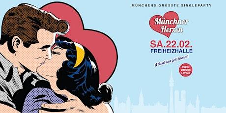 Münchner Herzen - ein bissel was geht immer ;-)  Tickets