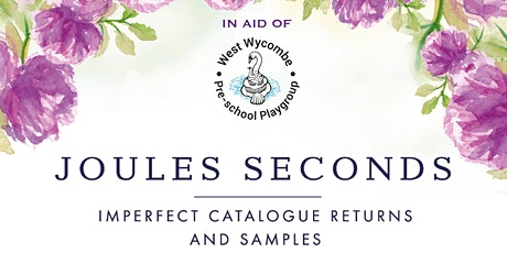 Joules Seconds tickets