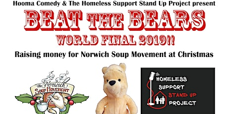 Beat The Bears World Final tickets