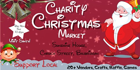 Charity Christmas Market/Fun Day tickets