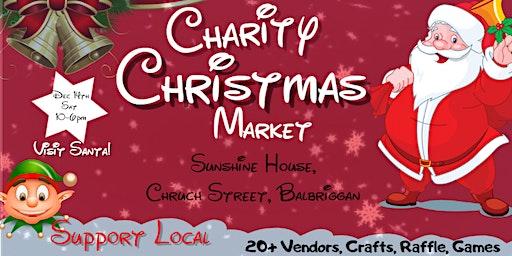 Charity Christmas Market/Fun Day