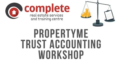 PropertyMe Trust Accounting Workshop