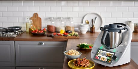 Healthier Eating in your Thermomix tickets