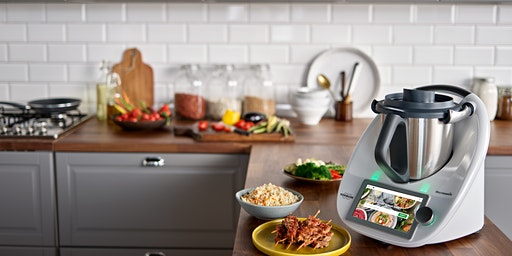 Healthier Eating in your Thermomix