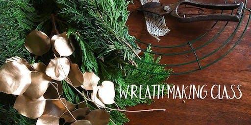 Torbay Christmas Wreath Making Workshop