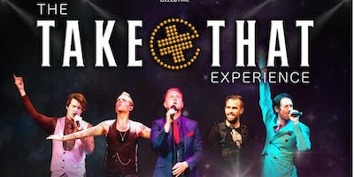 The Take That Experience featuring Tom Vaughan as Robbie William
