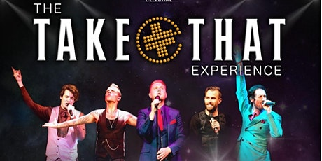 The Take That Experience featuring Tom Vaughan as Robbie William tickets