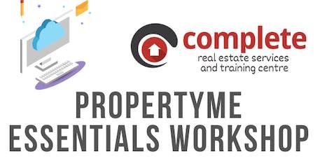 PropertyMe Essentials Workshop tickets