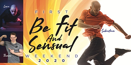 First Be Fit And Sensual Weekend 2020 billets