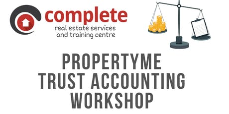 PropertyMe Trust Accounting Workshop tickets