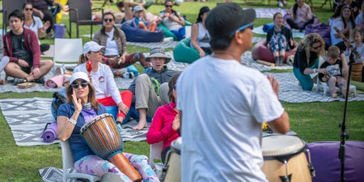 Kirtan Picnic  in the Park