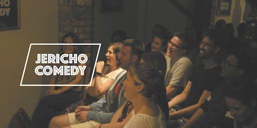 Jericho Comedy Saturday - The Jericho Cafe