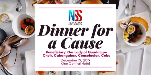 NSS Education Consultancy Dinner for a Cause