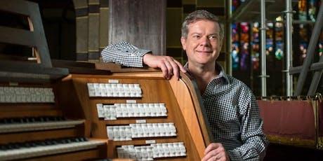 Lee Ward (organ) Cathedral Classics tickets