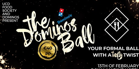 The Dominos Ball tickets