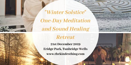 One-day Winter Solstice Meditation and Sound Healing Retreat tickets