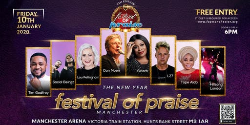 New Year FOP Manchester 2020
