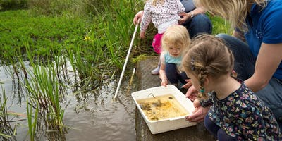 RSPB Toddler Friday Mornings – Mud explorers!