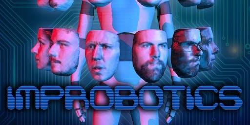 "ImproFestUK - Improbotics present ""Artificial Intelligence Improvisation"""