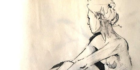Life drawing class tickets