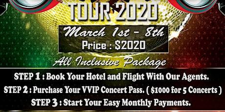 Ghana Roots Reggae Tour 2020 tickets