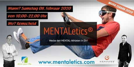 MENTALetics® – Wecke den Mentalathleten in Dir Tickets
