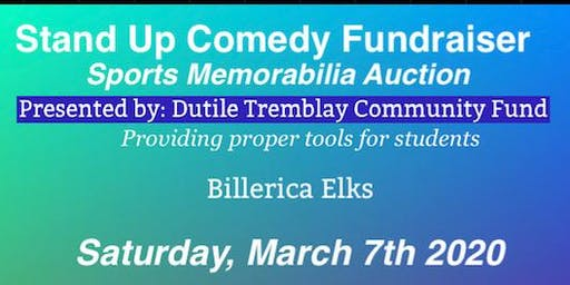 "Stand Up Comedy  ""Tools for Students"" Fundraiser"
