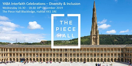 YABA Interfaith Celebrations – Diversity and Inclusion tickets