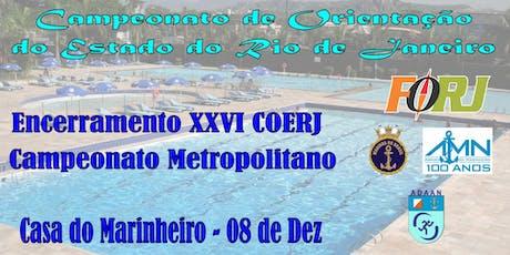 VII Campeonato Metropolitano ingressos