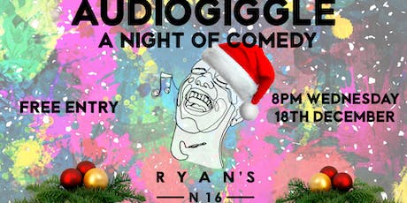 AudioGiggle at Ryan's N16 tickets
