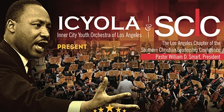ICYOLA Martin Luther King Jr. Day Concert tickets