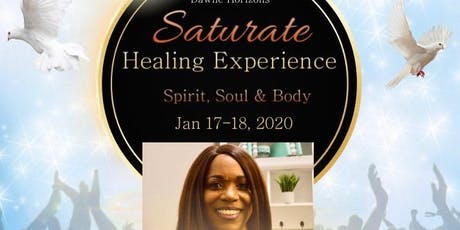 Saturate: The Healing Experience tickets