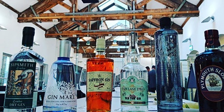 The History of Gin in London tickets