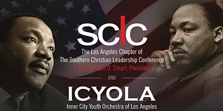 """ICYOLA """"I Have A Dream"""" ~ MLK DAY Concert tickets"""