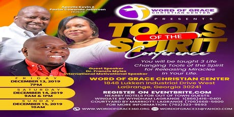 """TOOLS OF THE SPIRIT CONFERENCE"" tickets"