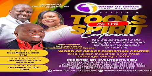 """""""TOOLS OF THE SPIRIT CONFERENCE"""""""