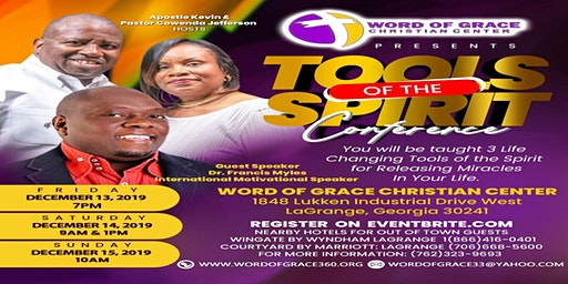 """TOOLS OF THE SPIRIT CONFERENCE"""