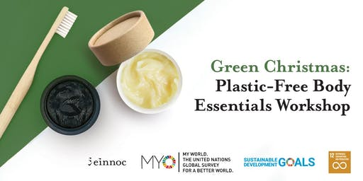 Green Christmas: Plastic-Free Body Essentials Workshop