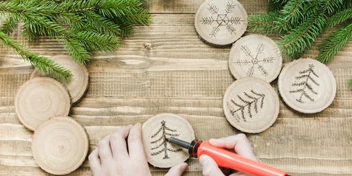 Make your own Christmas Coasters with Maggie McCabe