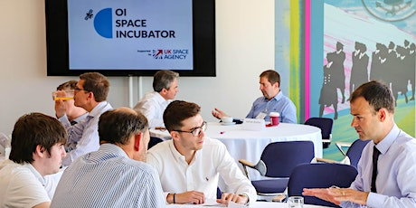 The Oxford Innovation Space Incubator 2020 tickets